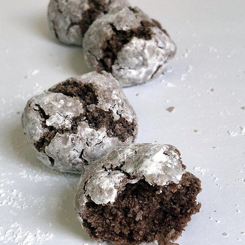 Coconut Almond Crinkle