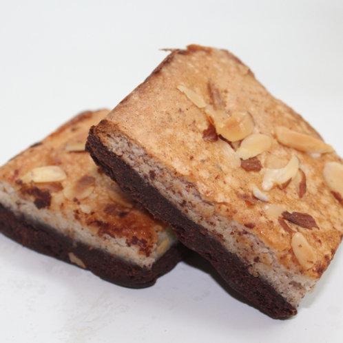 Chocolate Raspberry Almond Macaron Bar