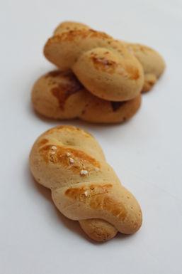 Koulourakia / Twist butter cookie
