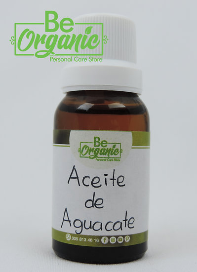 Aceite esencial de aguacate