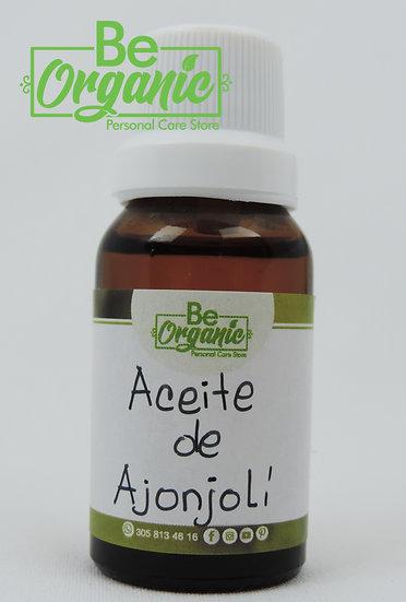 Aceite  esencial de ajonjolí (Aceite  de sésamo)