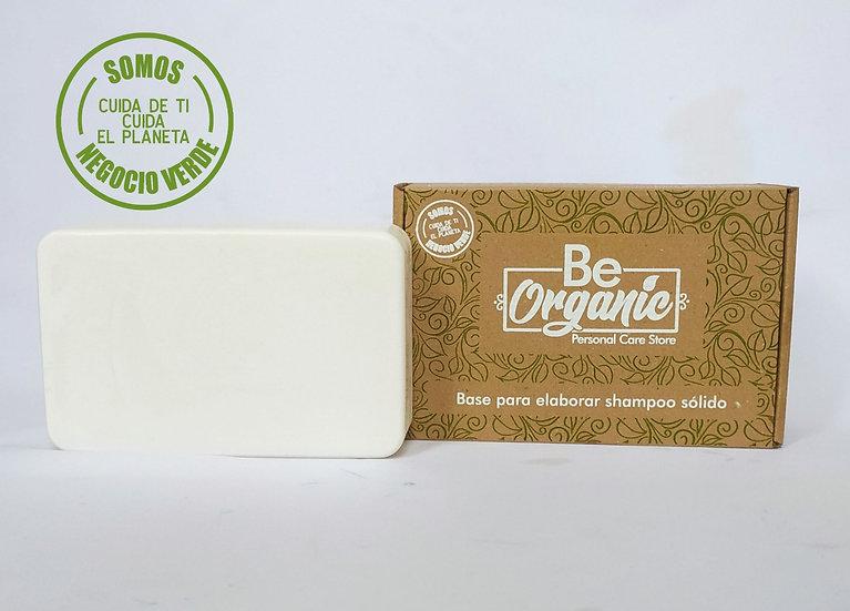 Base para elaborar Shampoo Sólido o en barra
