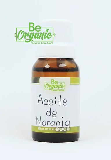 aceite esencial de naranja para el cabello y la piel