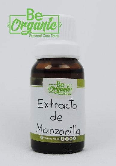 Extracto de manzanilla