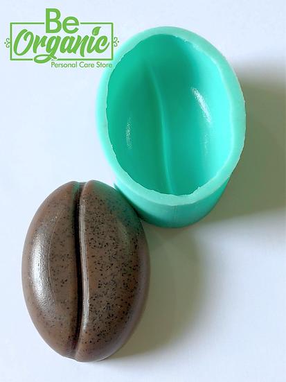 Molde de silicona grano de café