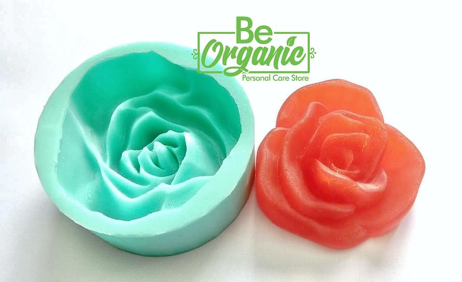 molde para velas, molde en silicona para alimentos, moldes en silicona para jabón, molde silicona rosa