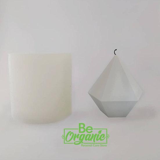 Molde en silicona 3d Diamante