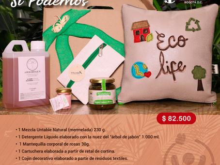 Anchetas navideñas verdes, una iniciativa de la secretaría de Ambiente