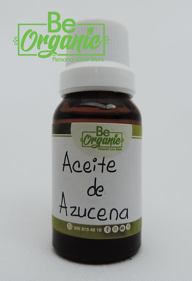 Aceite esencial de azucena