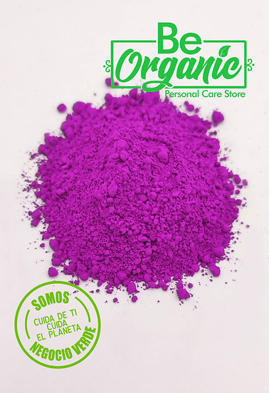 Pigmento en polvo para Lip Gloss Violeta