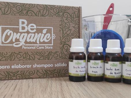 Como elaborar un Shampoo sólido o en barra que estimula el crecimiento del cabello