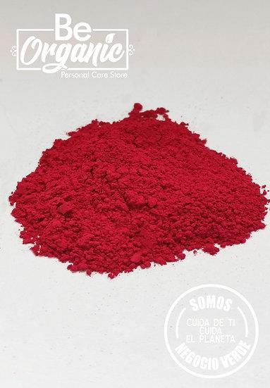 Pigmento en polvo para Lip Gloss Rojo