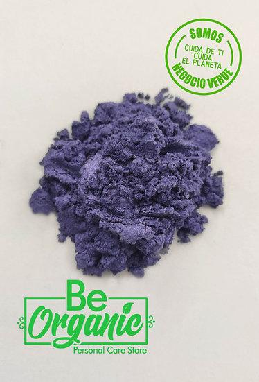 Mica Cosmética Azul-Violeta