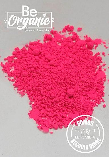 Pigmento en Polvo para Lip gloss fucsia