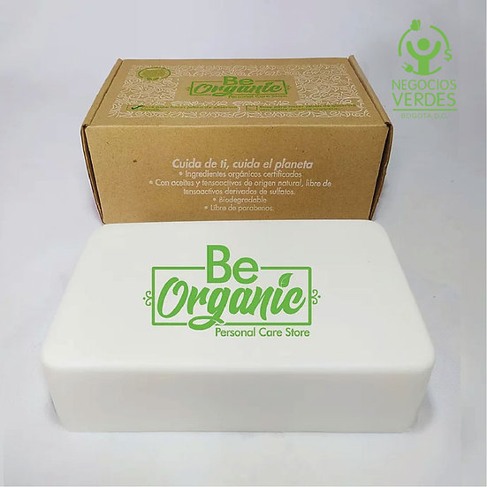 Base para elaborar jabón de glicerina blanca con aceite de coco orgánico