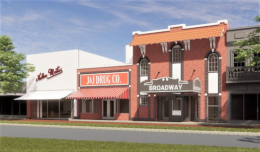 Main Street Broadway Theater _ Proposed.