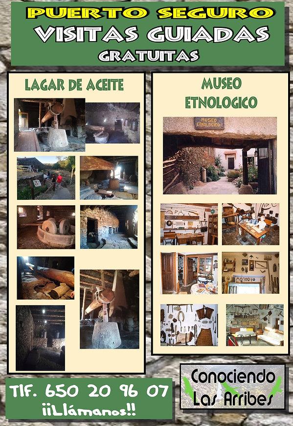 Puerto Seguro Cartel Lagar y Museo Etnológico.jpg