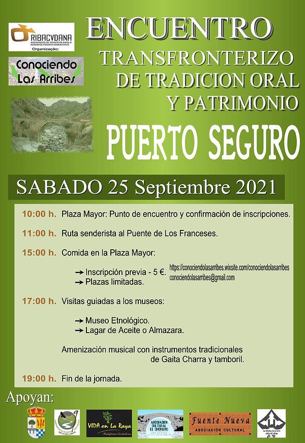 Conociendo las Arribes - Encuentro Transfronterizo - Puerto Seguro.jpg