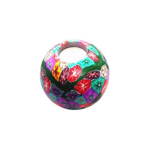 "Alan's Persian Carpet Purple&Green 3.8""/400g & 3.2"" 250g"