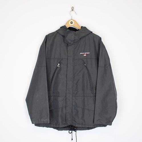 Vintage Polo Sport Jacket Small