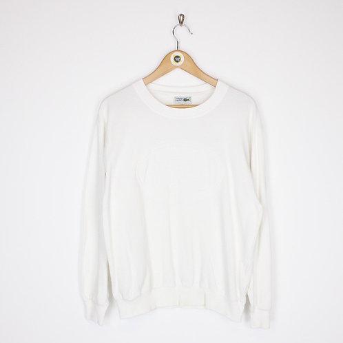 Vintage Lacoste Sweatshirt Small