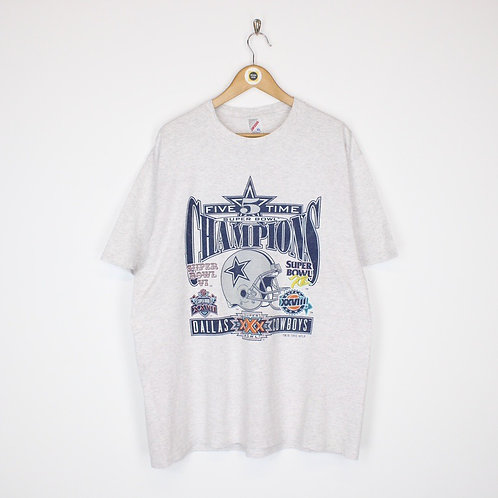 Vintage NFL T-Shirt Large
