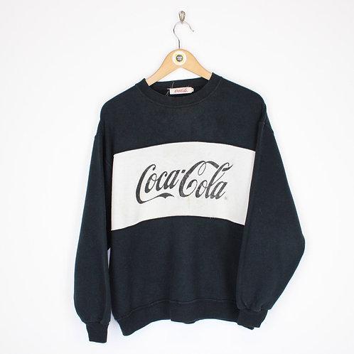 Vintage Coca Cola Sweatshirt Large