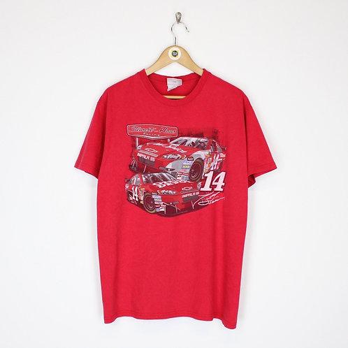 Vintage Nascar USA T-Shirt Large