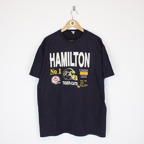 Vintage 1989 CFL T-Shirt Large