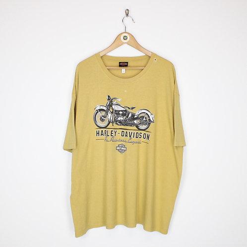 Vintage 2015 Harley Davidson T-Shirt XXL