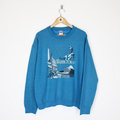 Vintage USA Sweatshirt Medium