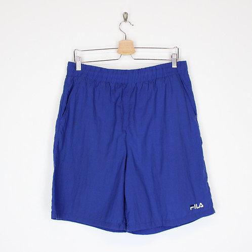 Vintage Fila Swimming Shorts Large