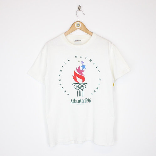 Vintage 1996 USA Olympics T-Shirt Medium