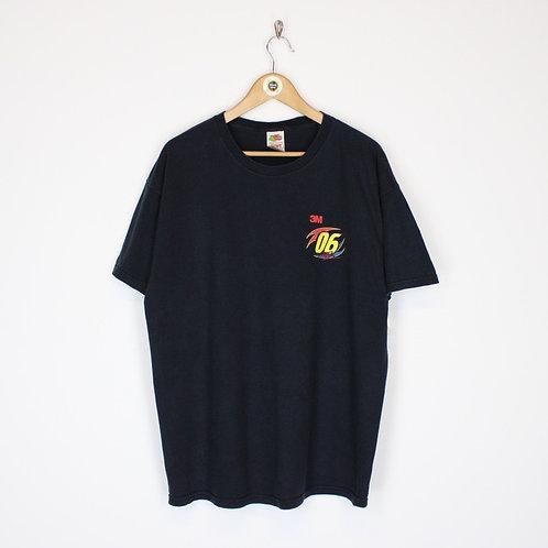 Vintage Nascar USA T-Shirt XL