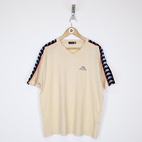 Vintage Kappa T-Shirt Large