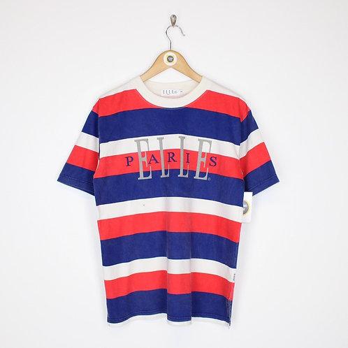 Vintage Elle T-Shirt Medium