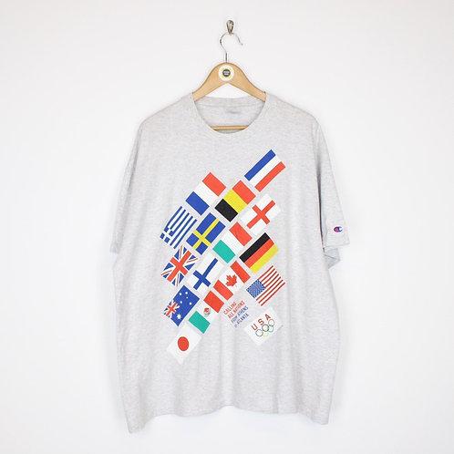 Vintage Champion T-Shirt XXL