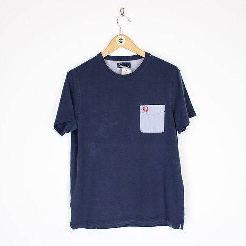 Vintage Fred Perry T-Shirt Medium