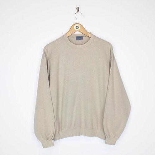Vintage Kenzo Sweatshirt Small