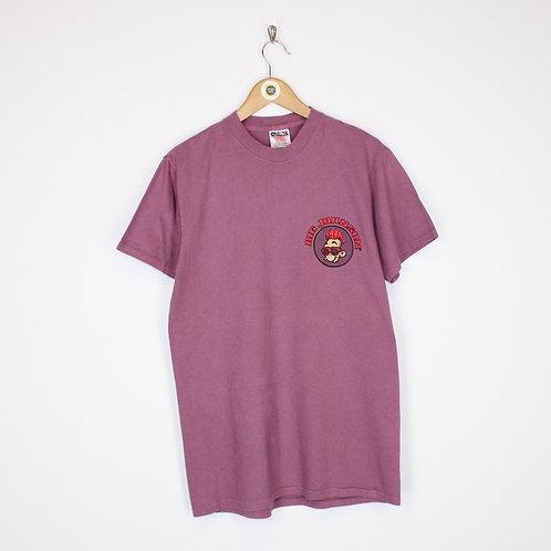 Vintage Big Johnson USA T-Shirt Medium