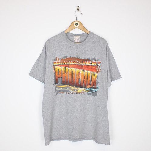 Vintage 2009 Nascar USA T-Shirt XL