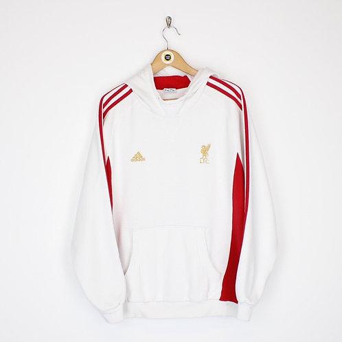 Vintage Adidas Liverpool FC Hoodie Medium