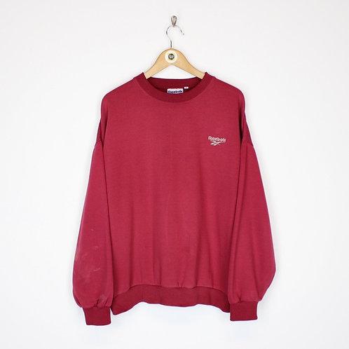 Vintage Reebok Sweatshirt XL