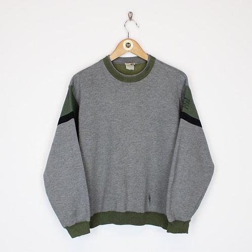 Vintage Wilson Sweatshirt Small