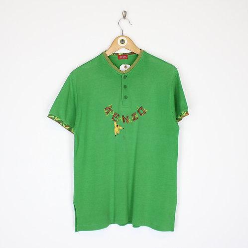 Vintage Kenzo T Shirt Small