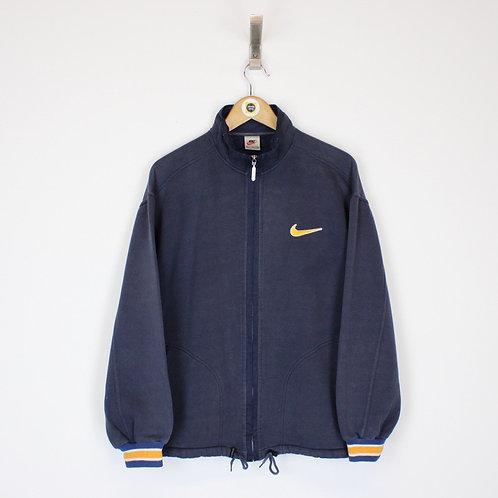 Vintage Nike Track Jacket Medium