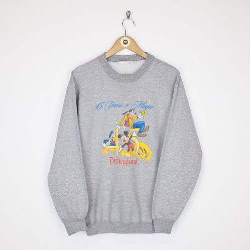 Vintage Disneyland Sweatshirt Small