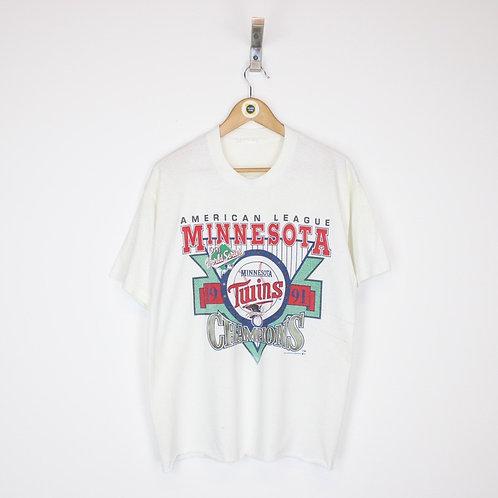 Vintage 1991 MLB T-Shirt Large