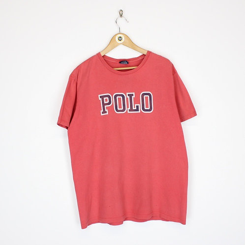 Vintage Polo Ralph Lauren T-Shirt Large