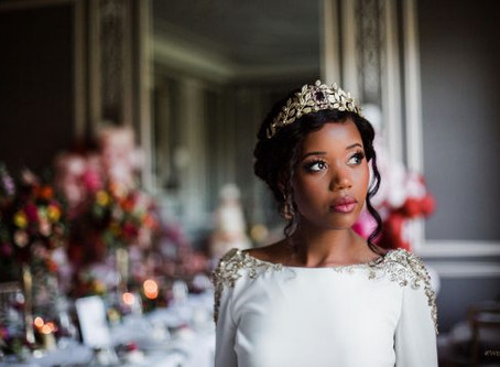 Living in Colour - Wedluxe Feature
